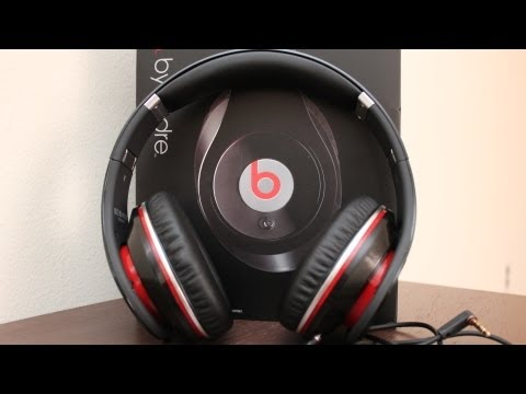 Beats By Dre: Studio Unboxing