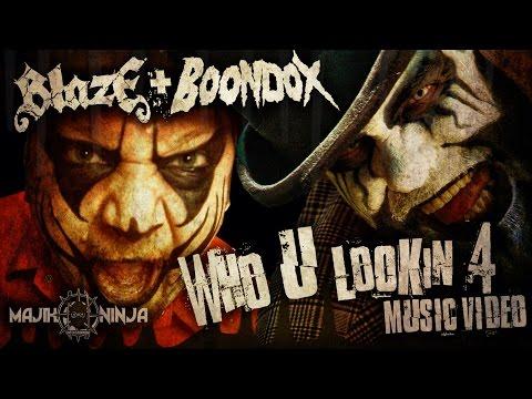 Blaze Ya Dead Homie, Boondox, Jamie Madrox - Who U Lookin' 4 (OFFICIAL MUSIC VIDEO)