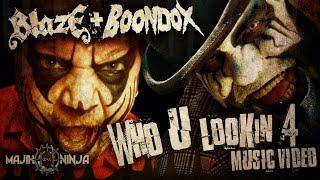 Blaze Ya Dead Homie, Boondox, Jamie Madrox - Who U Lookin 4 (OFFICIAL MUSIC VIDEO) YouTube Videos