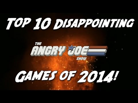 Top 10 Disappointing Games of 2014!