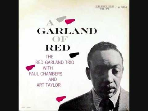 September in the rain - Red Garland Trio