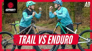 Trail Vs Enduro Mountain Bikes  S There Really A Difference