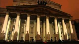 Большой театр открыли после 6-летней реконструкции (10.2011)