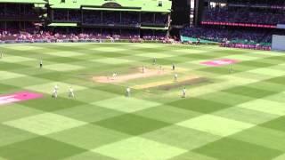 Australia VS India 4th Test 2014/15, 8th January 2015 (Jane McGrath Day)