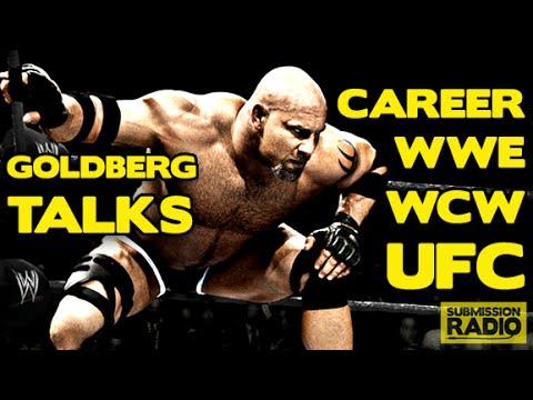 Bill Goldberg SHOOT Interview: His Career, the NFL, WWE, WCW, UFC & MMA, Japan, Lesnar, CM Punk
