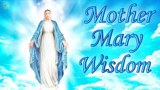 A Healing Message For Mothers, Mother Mary Channeling | Abbey Normal's Wisdom Quest