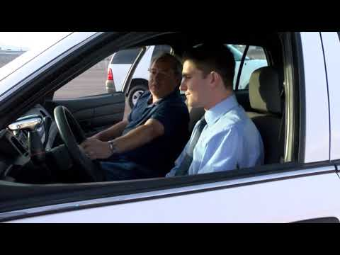 Brody - Experience A Police Chase Driving The Car