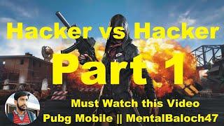 Hacker VS  Hacker Part 1