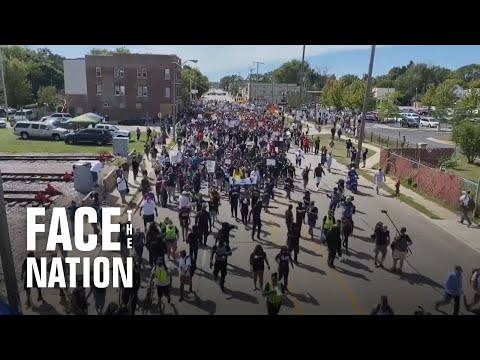 Protests and racial tensions flare nationwide amid pandemic