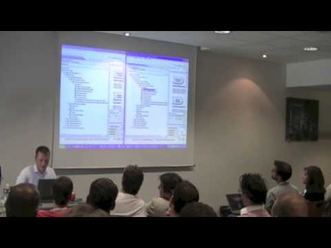 Live collaborative modeling goes industrial - EclipseCon France 2013
