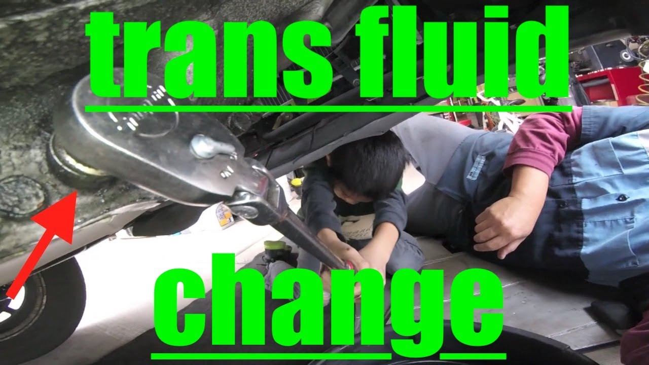 Manual Transmission Fluid Change Honda Civic Fix It Angel