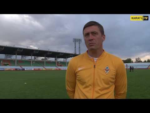 Константин Горовенко: «Игра была за 6 очков»