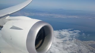 United Airlines Boeing 787-8 Dreamliner SFO-LAX (BusinessFirst)