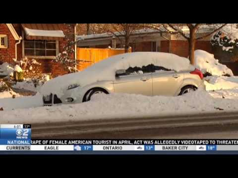 How To Get A Car Unstuck From Ice