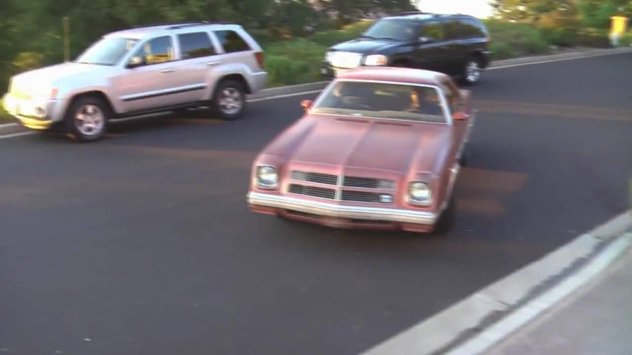 All Chevy 1976 chevy laguna : 1975 Chevelle Laguna Type S-3 catless - YouTube
