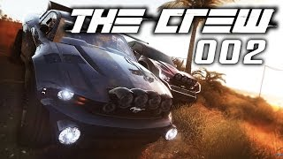 THE CREW #002 ► Mit dem Ford Mustang nach New York [HD] ★ The Crew Let