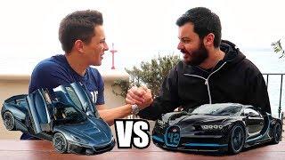 Bugatti Chiron Vs Rimac Drag Race?!   REMATCH IS ON!