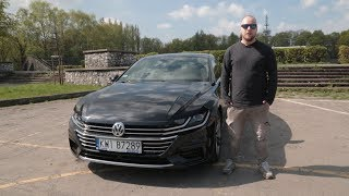 VW Arteon - MAXXX Jazda #11 TEST / Recenzja