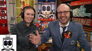 Men in Blazers: Caroline Wozniacki on her favorite soccer players, memories | NBC Sports