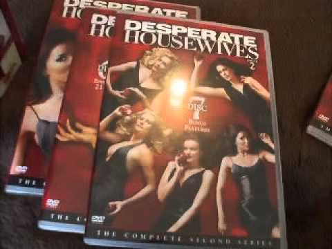 A Closer Look At The Desperate Housewives Box Sets Seasons 1-6