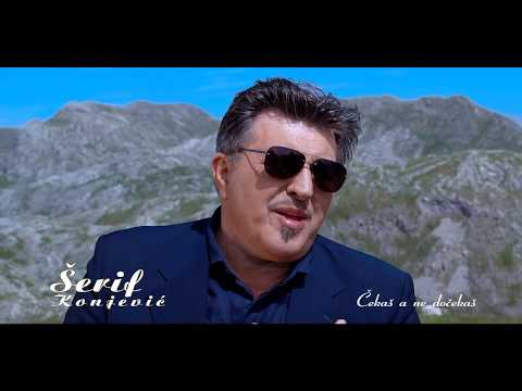 Serif Konjevic - Cekas a ne docekas (Official HD video)