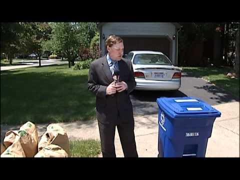 Columbus' Recycling Day