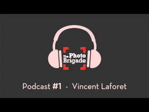 Photo Brigade Podcast #1 with Vincent Laforet