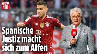 Fall Lucas Hernandez: Muss der Bayern-Star wirklich in den Knast? | Reif ist Live