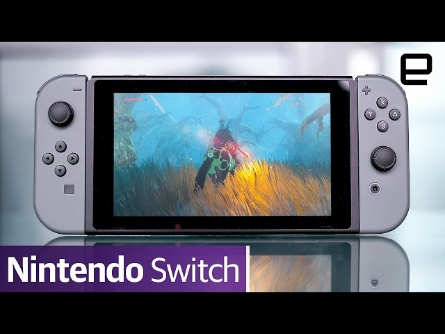 Nintendo Switch Review Engadget