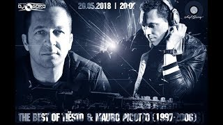 The Best Of Tiësto & Mauro Picotto // 1997-2006 // 100% Vinyl // Mixed By DJ Goro