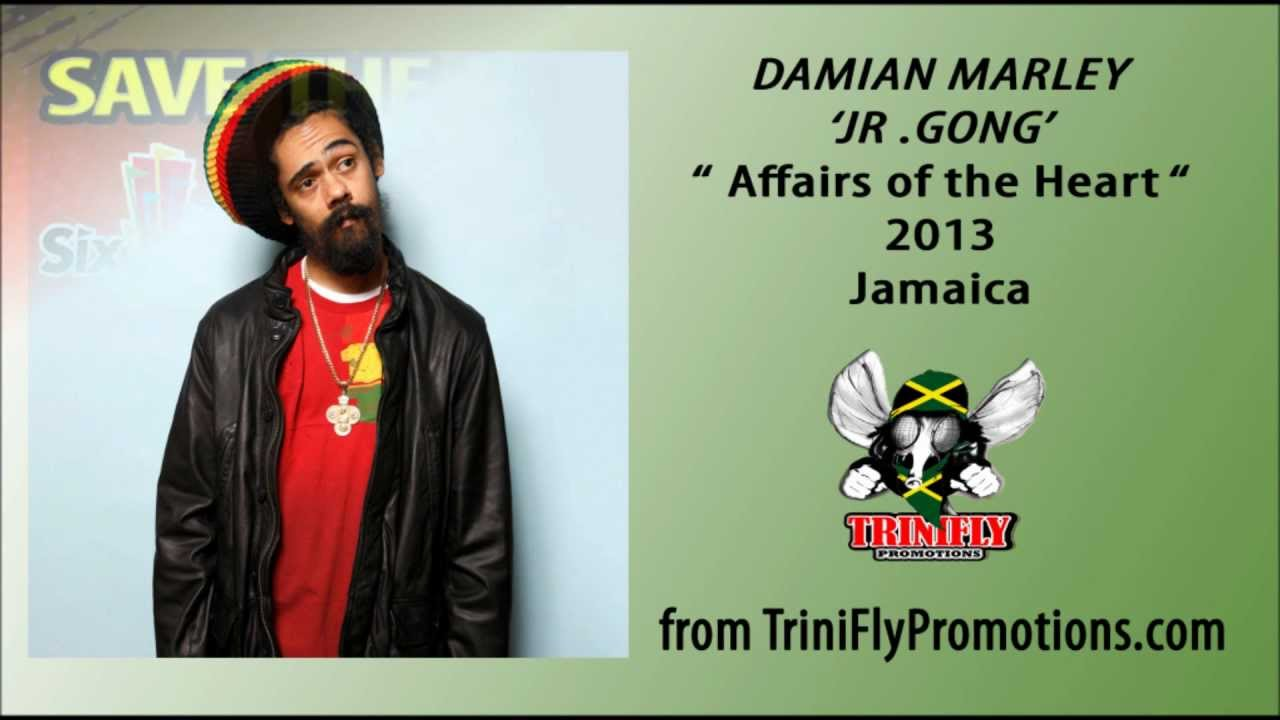 Damian Jr. Gong Marley 2013 - Affairs of the Heart - YouTube