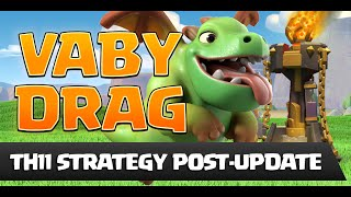 Clash of Clans: DOES VABY DRAG STRAT STILL WORK POST-UPDATE?