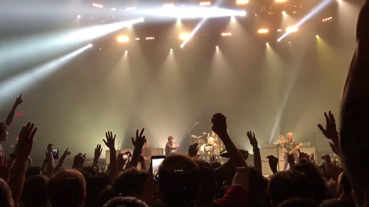 Green Day - Know Your Enemy (Live) - MGM Grand Garden Arena 4/7/17 ...