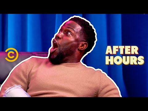 Kevin Hart & Tiffany Haddish Meet Kevin's Younger Self - After Hours with Josh Horowitz