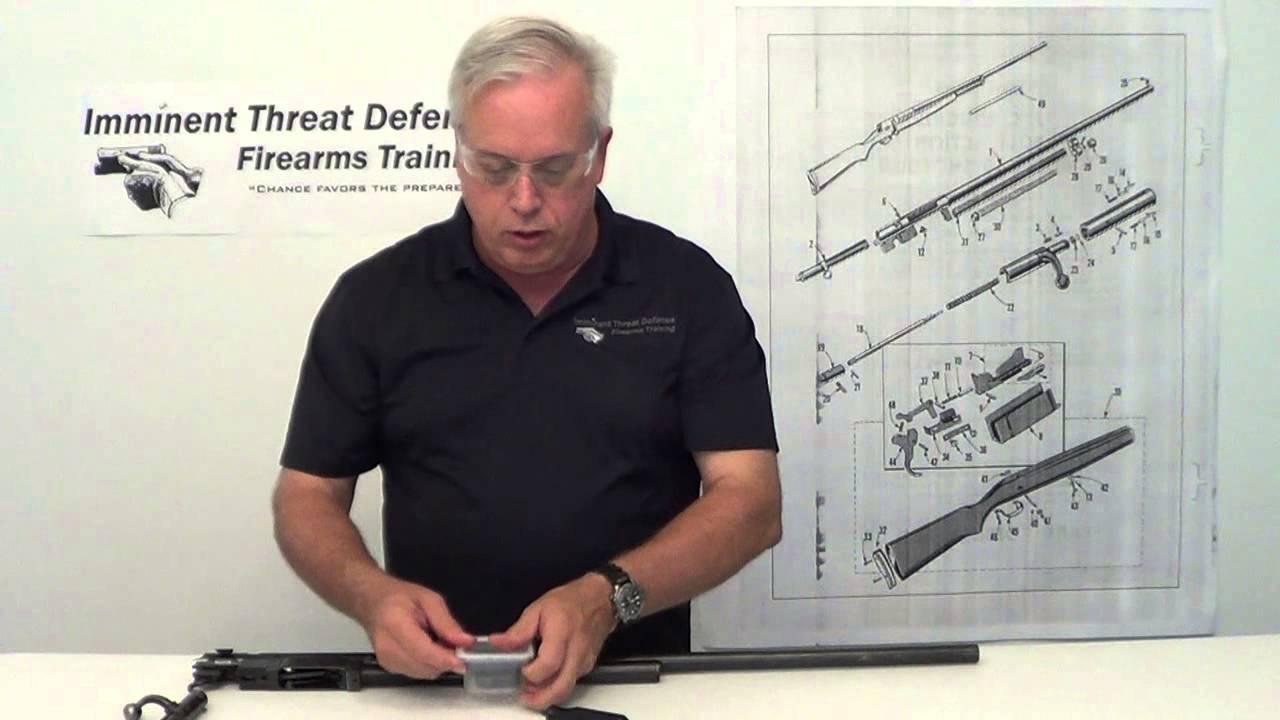 J C Higgins Model 10 Module 1 Disassembly Youtube Schematic For Remington 1100 Gnewsinfocom