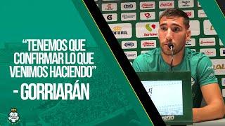 embeded bvideo Rueda de Prensa: Fernando Gorriarán - 1 de Agosto - Club Santos Laguna