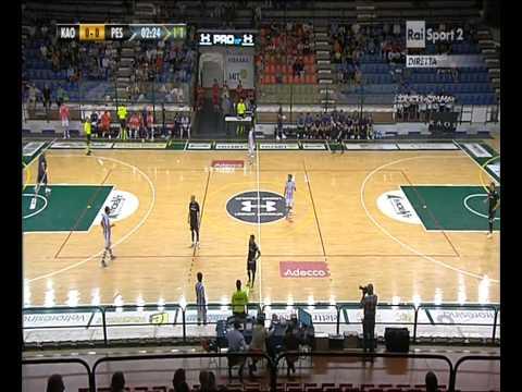 Calcio A 5 - Serie A 2014/15 - 1a Giornata - Kaos Vs Pescara