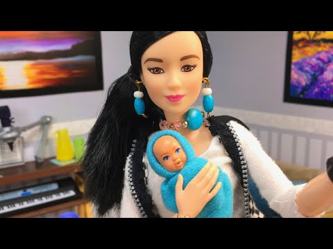❤️Barbie Ailesi❤️ 129.Bölüm - Türkçe Barbie Videoları İzle