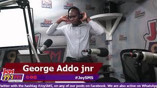 #JoySMS Sports Center on Joy FM (10-12-18)