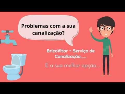 BricoVitor - Serviço de Canalizador 24Horas