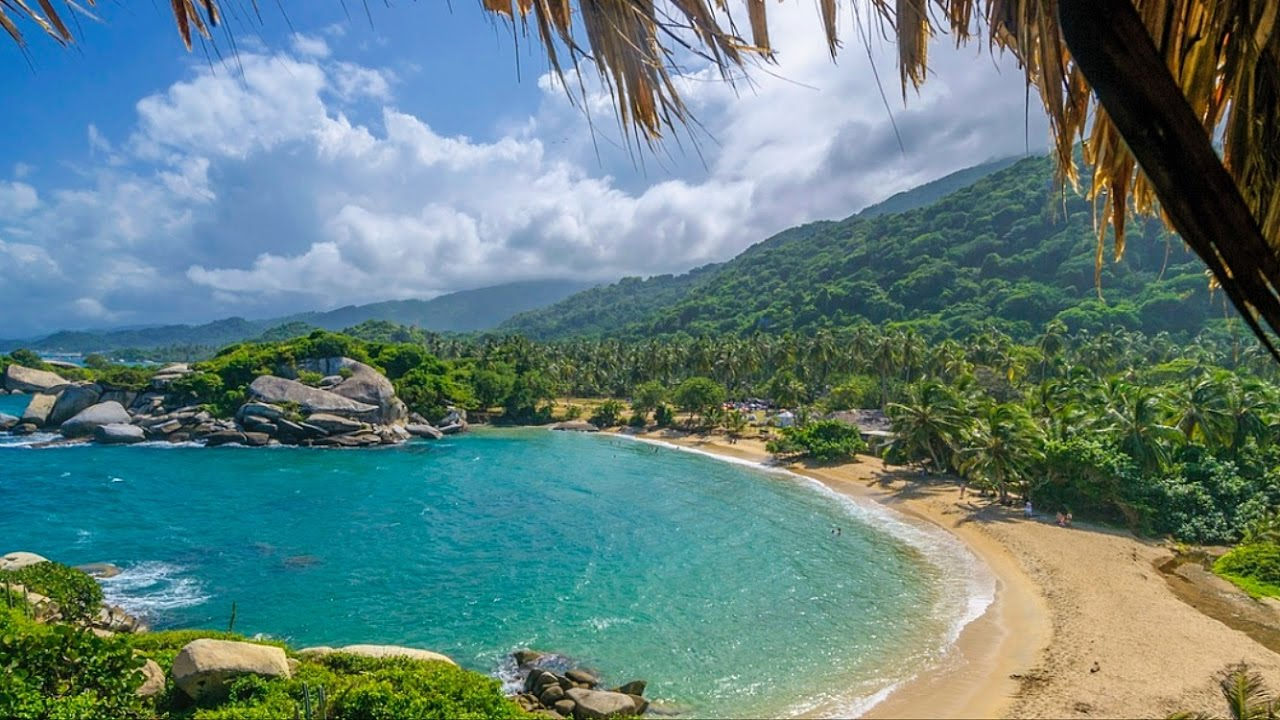 Parque Tayrona, Colombia - beaches, bugs, and encounters ...