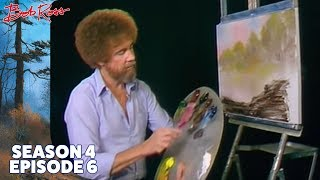 Bob Ross - Warm Summer Day (Season 4 Episode 6)