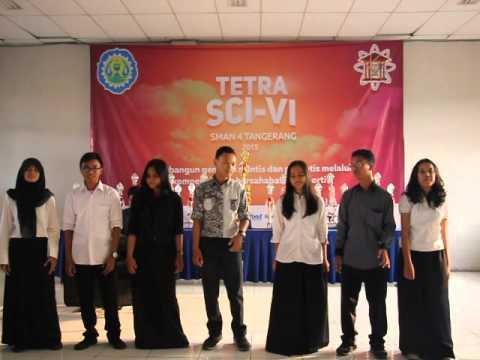 Vocal Group SMAN 4 Tangerang - Symphony Yang Idah