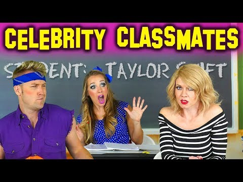 Celebrity Classmates: Taylor Swift Goes To School? Totally TV