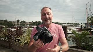 Fujifilm GFX100 with Wayne Johns - Play day.