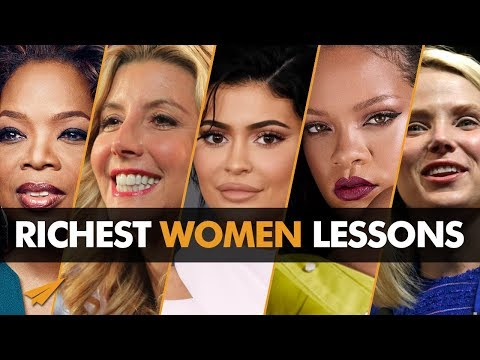 10 Lessons from America's Richest Self-Made Women   #ForbesLists indir
