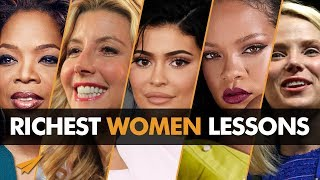 10 Lessons from America's Richest Self-Made Women | #ForbesLists