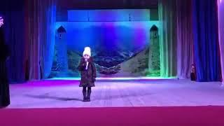 ابنة رئيس الشيشاني رمضان قاديروف ماشاء الله Дочь президента Чечни