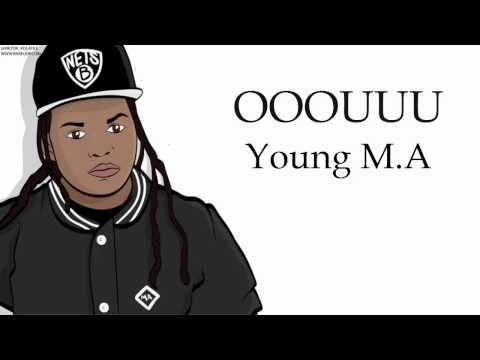 Young M A   OOOUUU Lyrics   YouTube