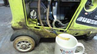 yard sale ryobi generator, will it run?